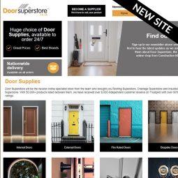 Introducing Door Superstore: Doors in the UK direct