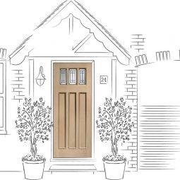 Choosing a new front door