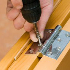 How to maintain internal and external doors