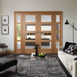 What are the other benefits of fire doors?