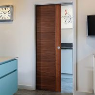 Pocket doors – the latest in space saving