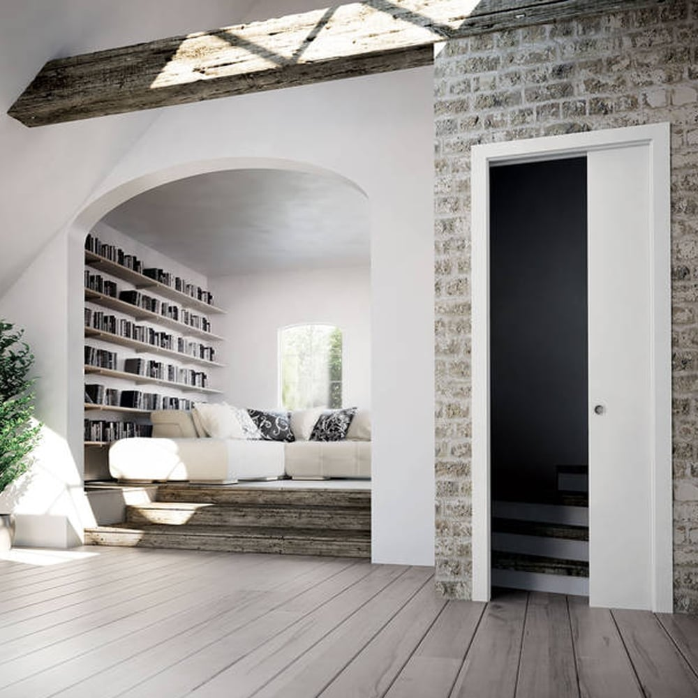 Space saving doors – maximising usable space in your home