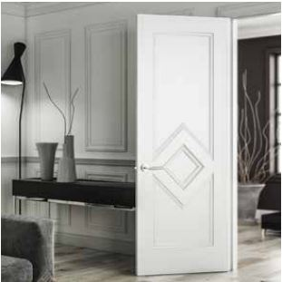 Step-by-step: How to finish, paint or varnish a door