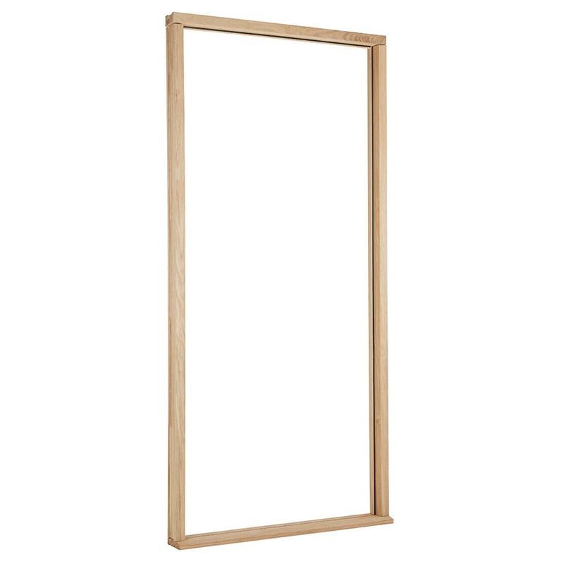 Standard door frame sizes in the UK