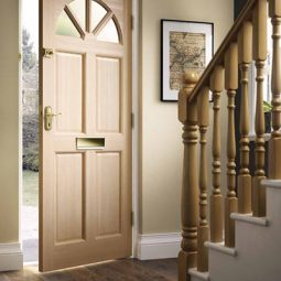 Standard door frame sizes in the UK