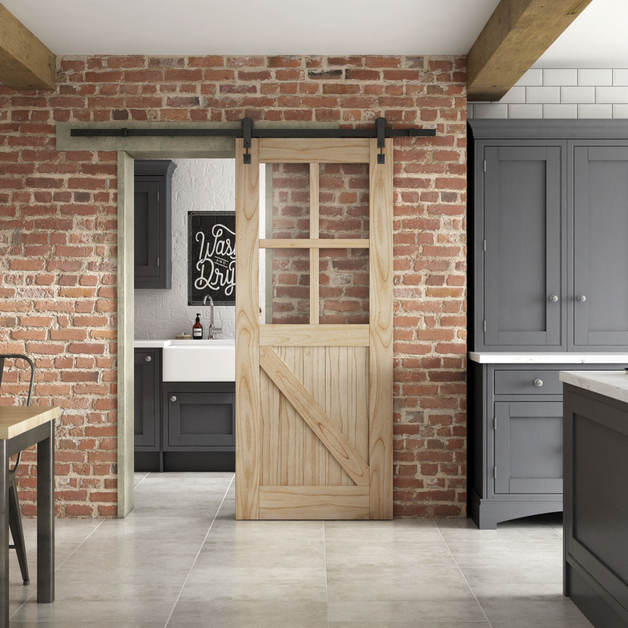 Space saving doors - maximising usable space in your home - Door