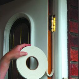 6 ways to weatherproof your front door