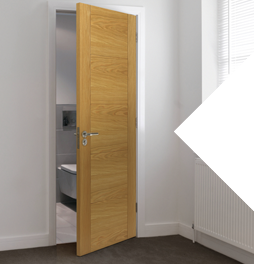 5% off JB Kind Tigris oak flush doors