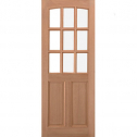 Unglazed External Doors