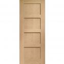 4 Panel Doors