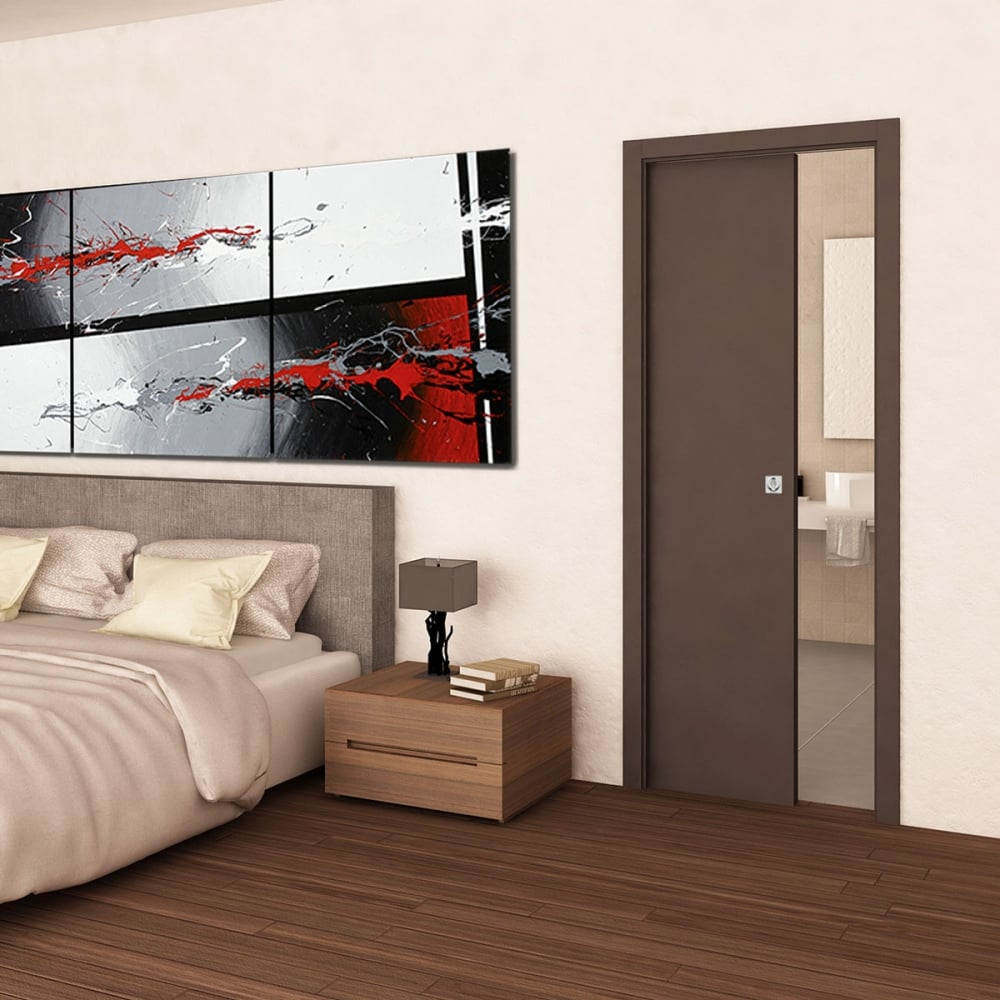 Dicas 100 Door Room Door: Single Pocket Door Cavity Sliding System FW100 (doors Sold