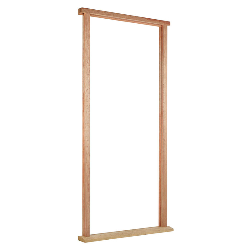 LPD External Hardwood Door Frame with Threshold Cill