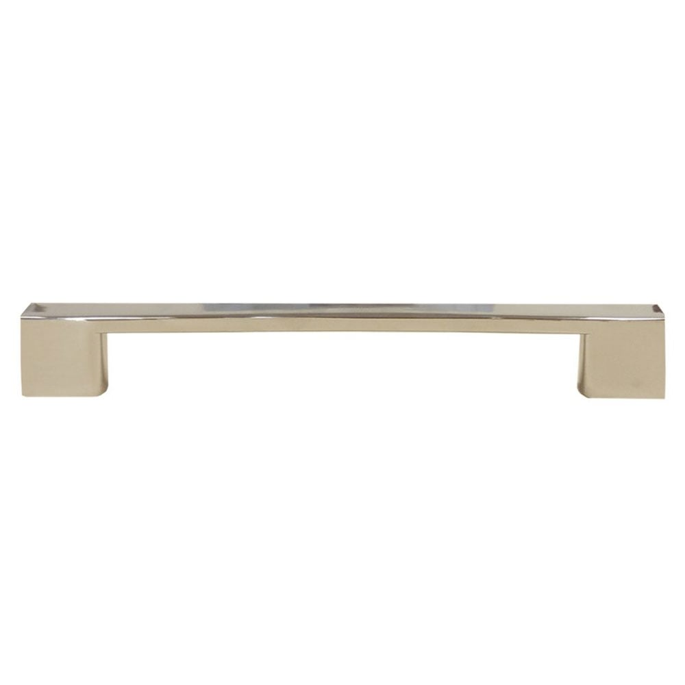 H?§fele LABURNUM Door Pull Bar Handle Polished Chrome 160mm (193mm Overall)