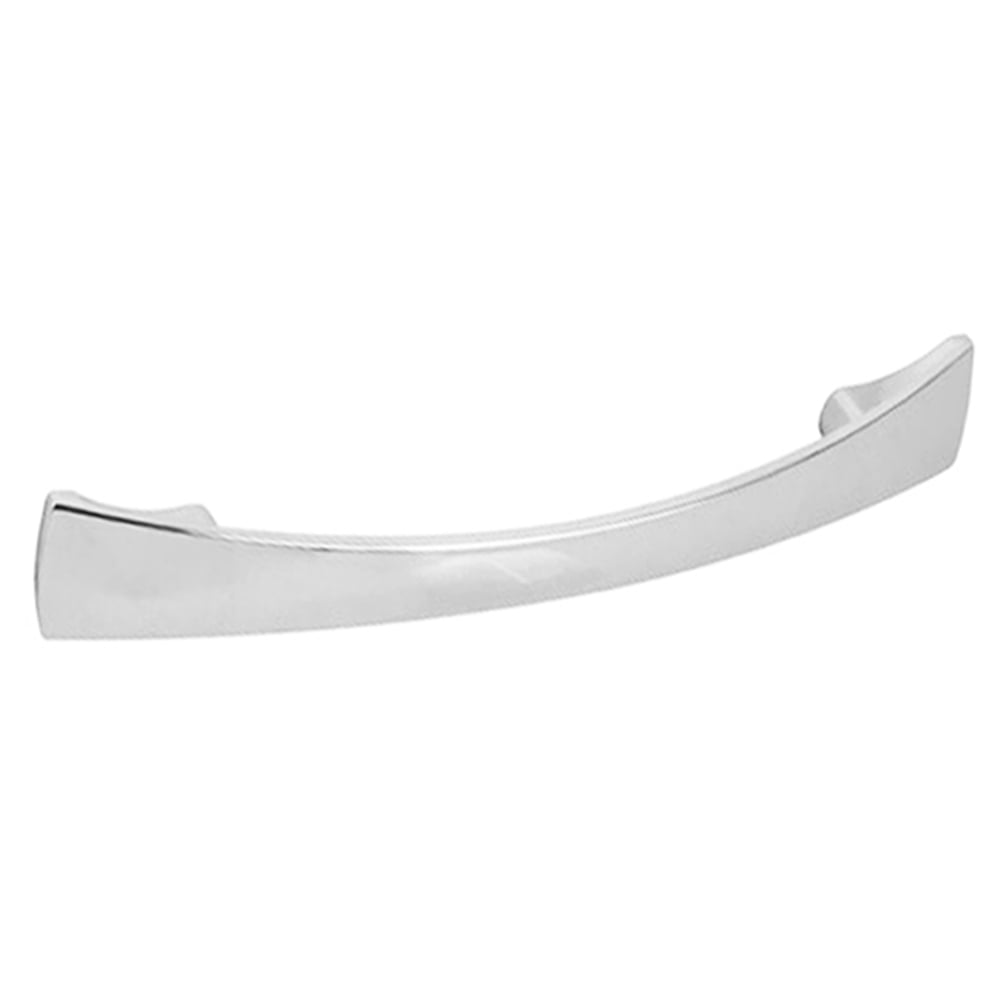 H?§fele TAPERED BOW Lightweight Cupboard Door Pull Handle 128mm (Aluminium)
