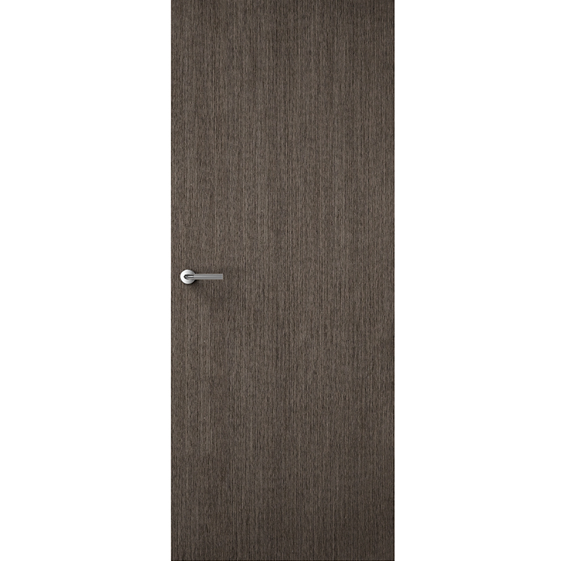 Premdor Internal CHARCOAL GREY Vertical Grain Flush Fire Door FD30