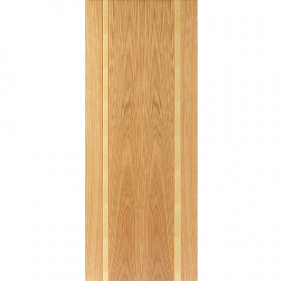 JB Kind Internal Oak Ceylon Pre-finished Flush Fire Door