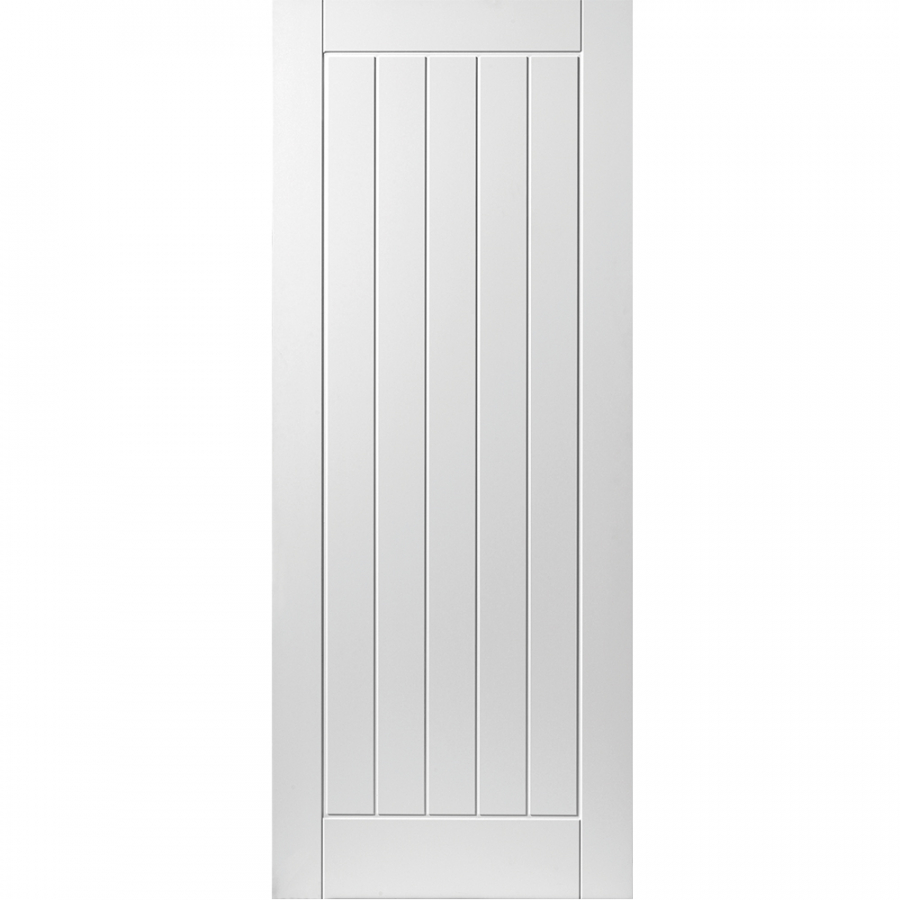Video of JB Kind External White Thames Medite Tricoya Extreme Pre-finished Door