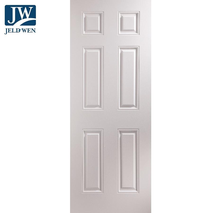 Jeld Wen Arlington White Primed 6 Panelled Interior Door Door