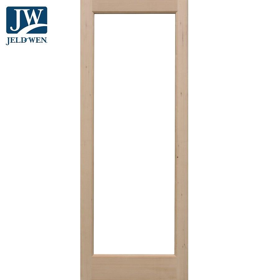 JELD-WEN Hemlock Unglazed 1 Light External Door 762mm