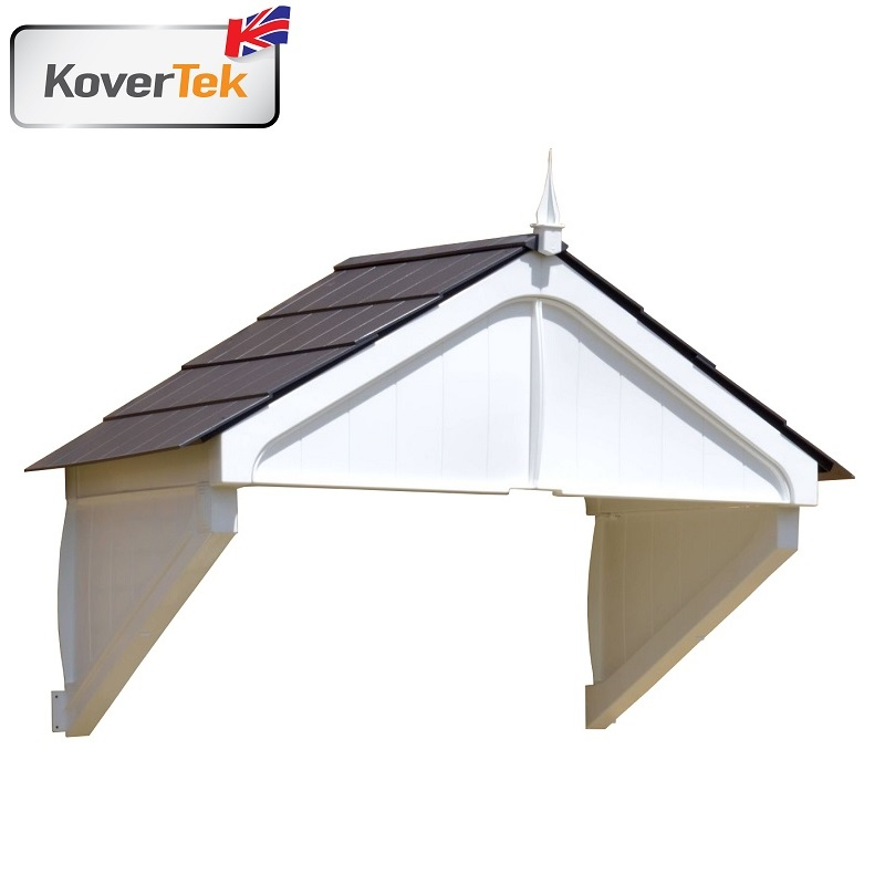 KoverTek Highgrove Canopy with Roof and Frame