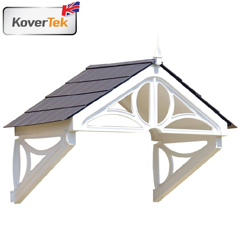 KoverTek Hilton Canopy with Roof and Frame