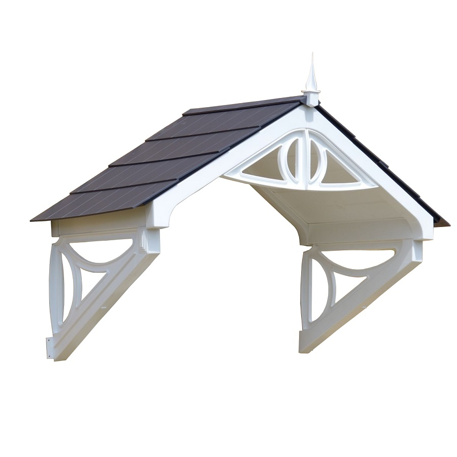 KoverTek Shaftesbury Canopy with Roof and Frame