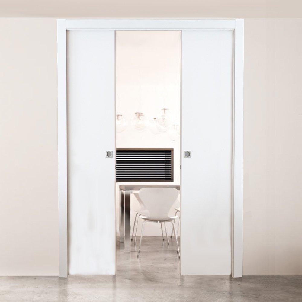 Pocket Doors: Double Pocket Door Cavity Sliding System (doors Sold