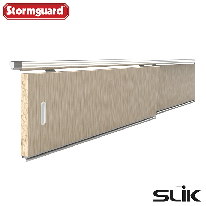 SLIK Bi-Folding Door Track and Gear Kit (For door sizes up to 1219mm & 1524mm)