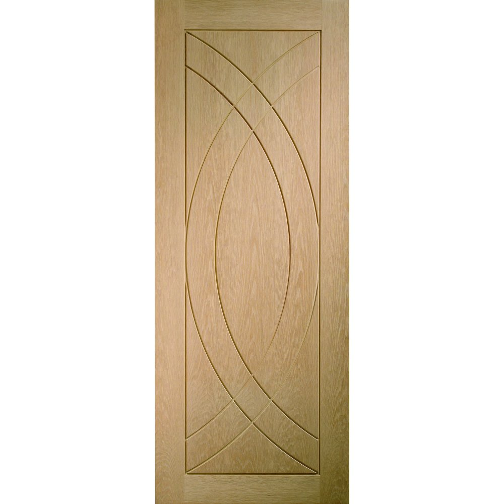 Internal Oak TREVISO Pre-Finished Flush Door