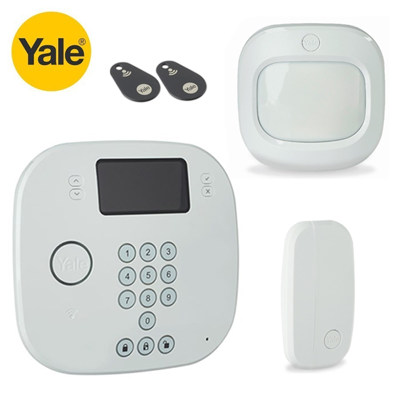 Video of Yale Intruder Starter Alarm Kit
