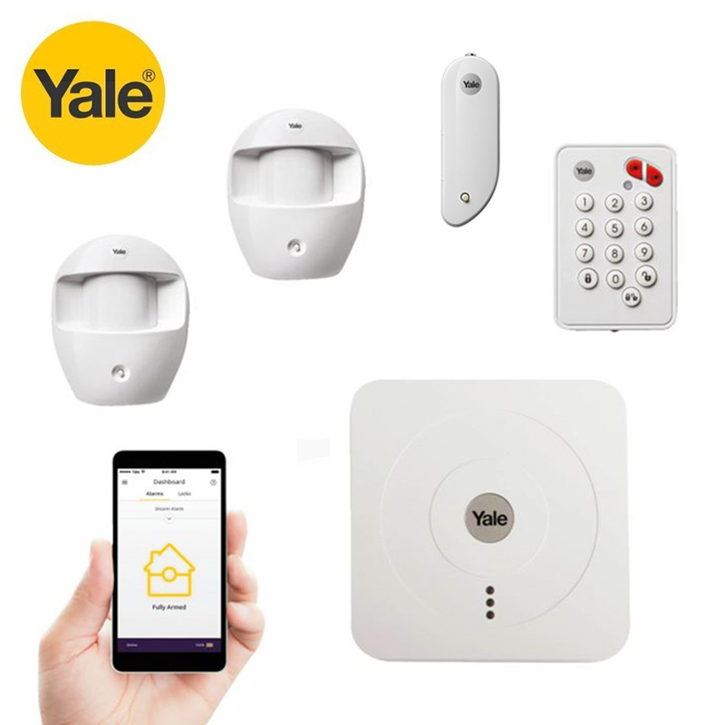 Video of Yale Smart Home Alarm Kit