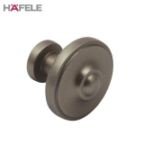 ARIEL Pewter Effect Cupboard Door and Drawer Pull Knob