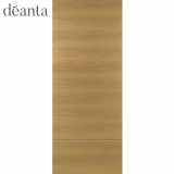 Deanta Internal Oak Augusta Flush Door