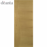 Deanta Internal Oak Cadiz Flush Door