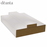 Deanta White Primed Door Lining Set