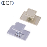 Expressions Windsor Contemporary Square Knob 30mm