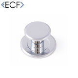 FINESSE Cupboard Door Drawer Pull Handle Knob in Chrome