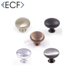 ROUND BUTTON Cupboard Door and Drawer Knob