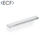 SLIM EVA Chrome Cupboard Door Pull Handle 128mm