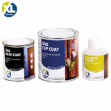 External Oak Door Stain and Sealer Kit