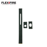 Flexifire Flush Bolt Kit to suit 600/900mm