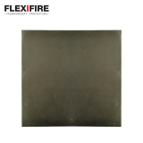 Flexifire Intumescent Sheet Material 200mm x 200mm