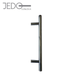 Jedo GUARDSMAN Grade 304 PSS T Bar Door Pull Handle 19mm (Bolt Through)