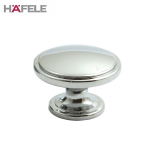 HENRIETTA Cupboard Door Knob Pull Handle Polished Chrome 38mm