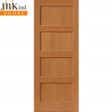 Internal Oak SNOWDON Shaker 4 Panel Door