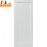 Internal White Primed ANTIGUA Shaker 1 Panel Door