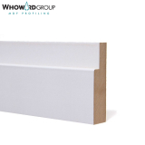 Internal White Primed MDF DOOR CASING Set with Adjustable Head