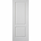 JB Kind Internal White Primed Caprice Panelled Fire Door