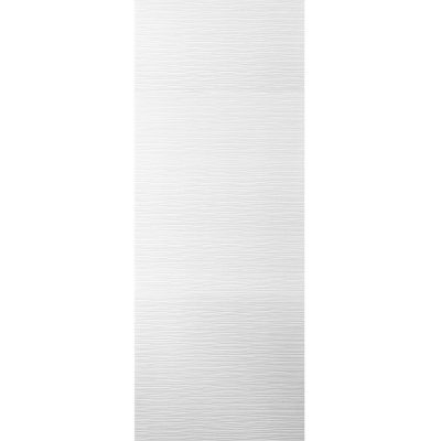 JB Kind Internal White Primed RIPPLE Moulded Textured Door