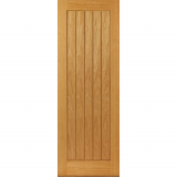 JB Kind Internal Oak Thames Original Pre-finished Flush Fire Door